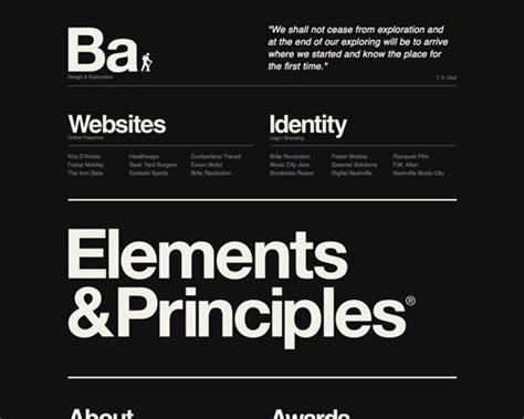 minimalist design principles principles of minimalist web design with exles