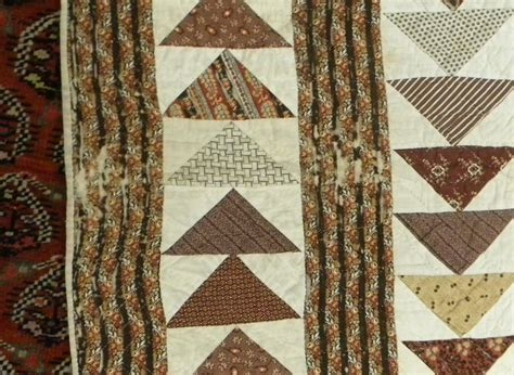 Patchwork Quilts Lots Of Them - three patchwork quilts sale number 2832m lot number 434