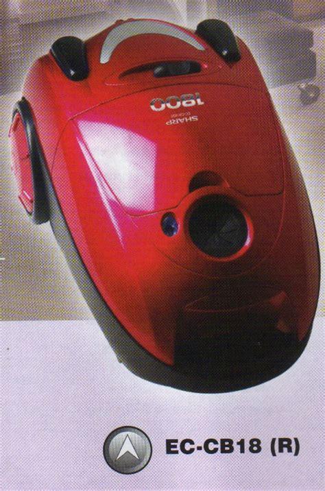 Sharp Vacuum Cleaner Low Wattage Ec 8304 A sharp ec cb18 vacuum cleaner cebu appliance center
