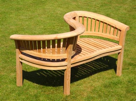 love seat garden bench 15 best unique garden benches unique wooden bench decorating ideas to personalize yard