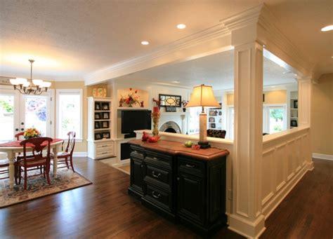 kitchen half wall ideas 19 half wall designs ideas design trends premium psd