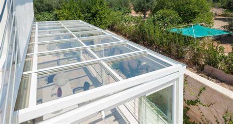 veranda apribile veranda in alluminio con tetto apribile copertura in