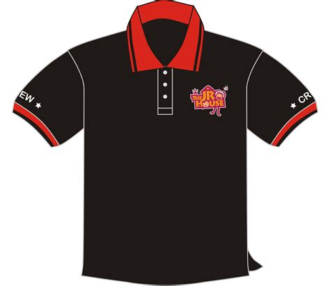 design t shirt uniform the jr house uniform gxk sabah design