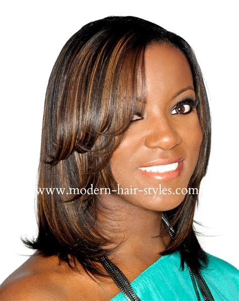 everyday hairstyles for short relaxed hair black people hair style everyday wash wrap and styling