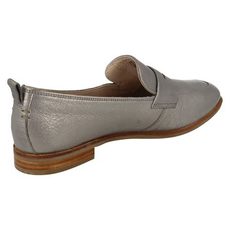 clarks slip on loafers clarks smart slip on loafers alania ebay