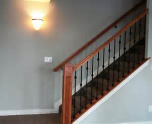 Basement Stair Railings by 78 Best Ideas About Open Basement Stairs On Pinterest