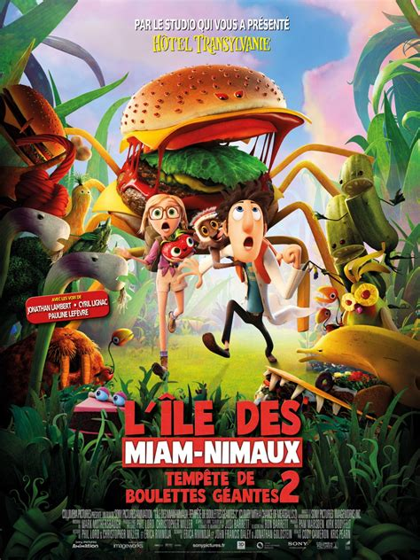 film streaming vf animation cloudy with a chance of meatballs 2 dvd release date