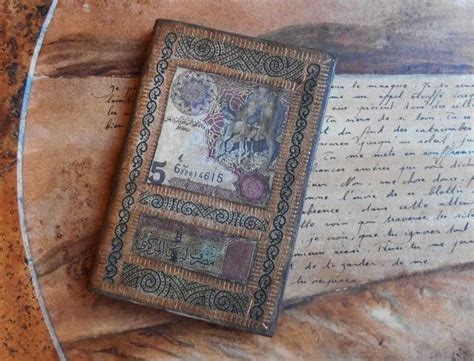 Handmade Grimoire - artist notebook handmade artist grimoire spellbook