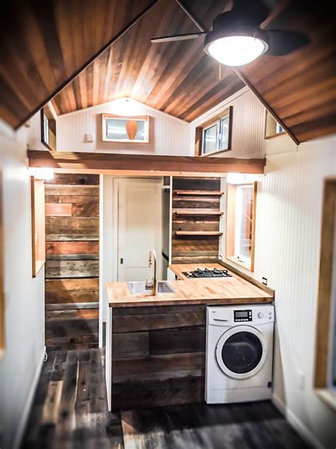 tiny house on wheels kootenay tiny house on wheels by green leaf tiny homes