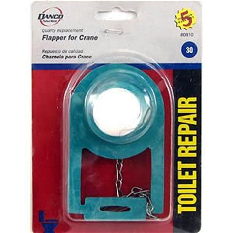 Crane Plumbing Toilet Flapper by Danco 80810 Flapper For Crane Toilet And Parts