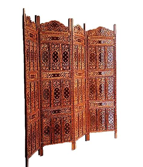 handcrafted wooden partition room divider aarsun woods aarsun woods hand carved wooden partition screen room