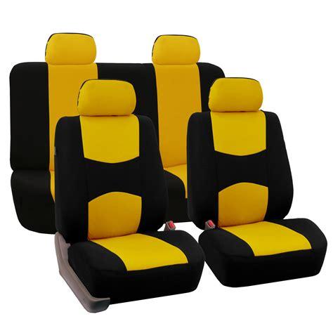 Murah 3 Pcs Car Seat Cover Cover Jok Mobil Universal Abu 8 lowback flat cloth set auto seat covers ebay