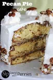 pekannuss kuchen pecan pie cake