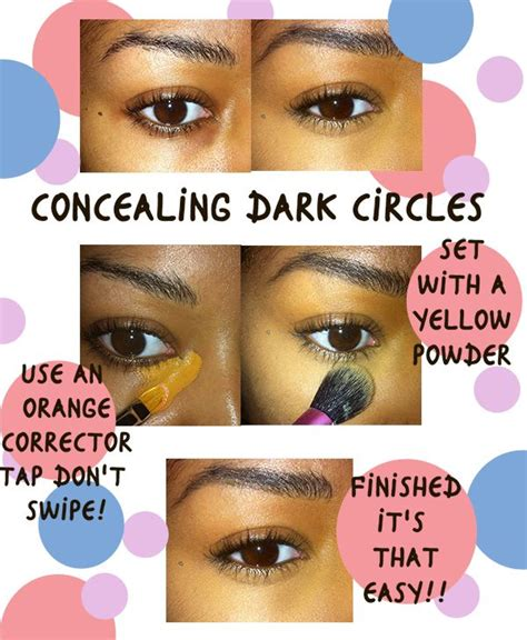best eye color corrector concealing circles with color corrector concealer