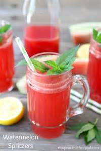 two peas and their pod watermelon spritzers recipe two peas their pod