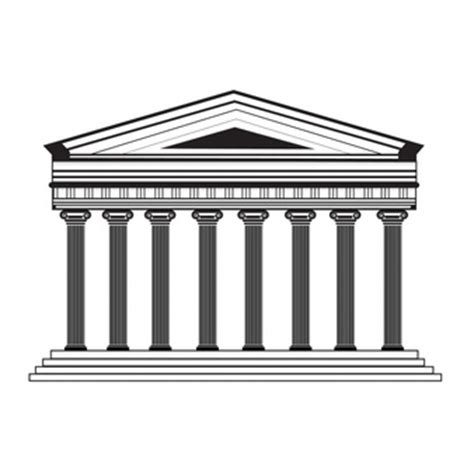 parthenon template column vectors photos and psd files free