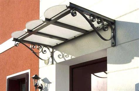 pensilina per porta d ingresso pensilina per copertura ingressi copertura tetto quale