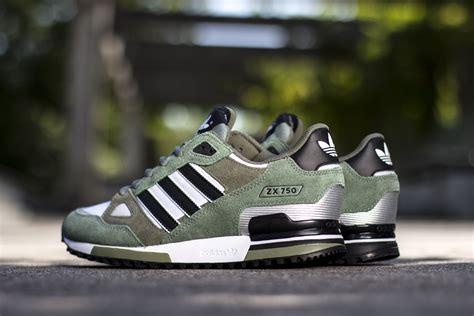 adidas zx  whiteblack green sbd