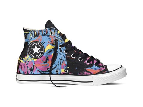 Harga Converse Andy Warhol Liberty andy warhol x chuck all collection