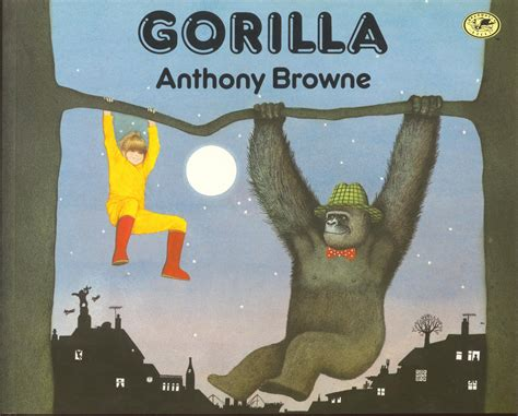 anthony browne picture books illustration