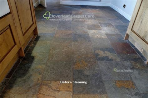 Slate Floor Shine by Slate Floor Care Cleaning Sealing Service In Cheshire