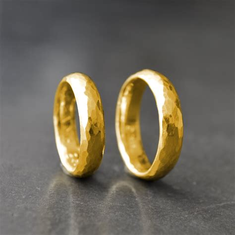 Ehe Ringe Gold by Pureform Klassische Eheringe Partnerringe Gold 999