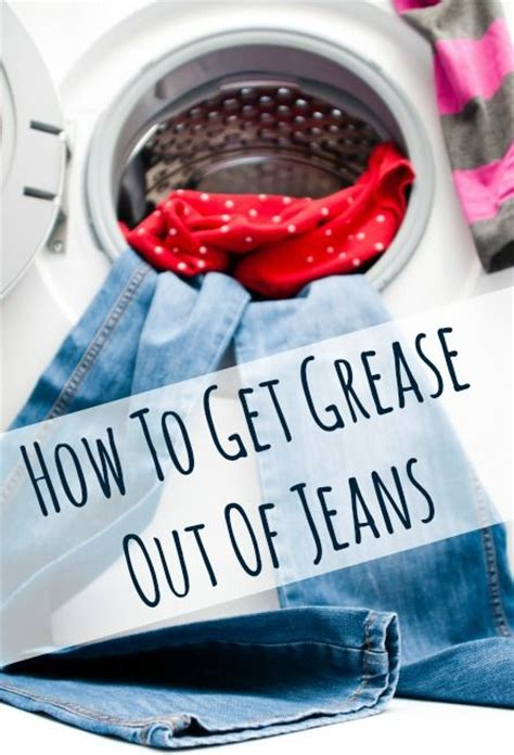 How To Put Out A Grease In The Kitchen by How To Get Grease Out Of Wash It Stain Removal