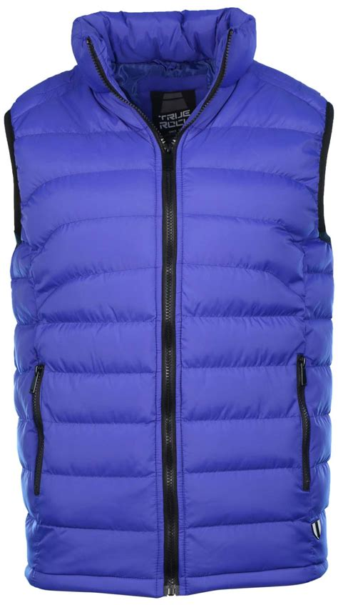 S Quilted Puffer Vest by True Rock S Quilted Puffer Vest