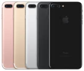 apple iphone colors apple iphone 7 in jet black scratches easily business