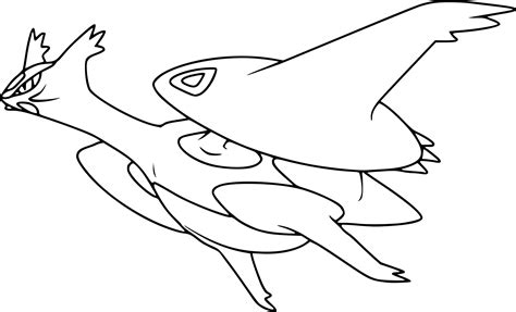 Coloriage M 233 Ga Latios Pokemon 224 Imprimer Sur Coloriages Info Pokemon X And Y Coloring Pages Greninja L