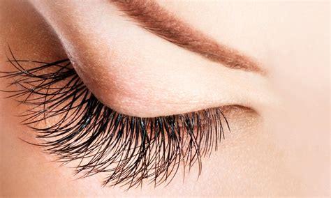 Voucher Eyelash Extensions Eyelash Extensions Gorgeous Lash Lounge Groupon