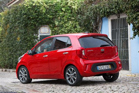 Kia New Picanto All New Kia Picanto To Be Offered With 1 0 Litre Turbo