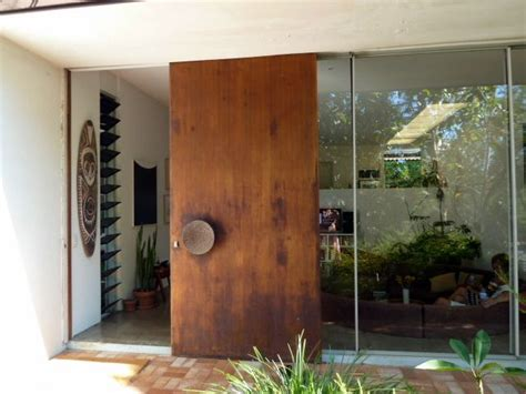 mid century homes  bardon modern exterior doors