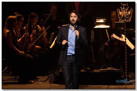 josh groban falling slowly live josh groban talks about his australian tour noise11 com