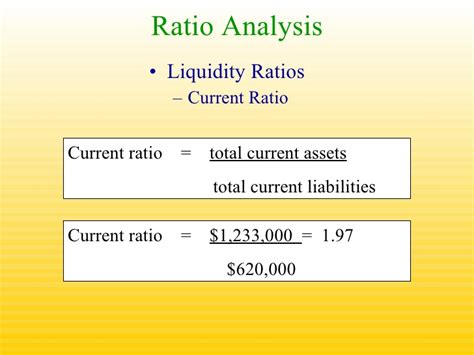 cross sectional ratio analysis is used to financial ratio analysis