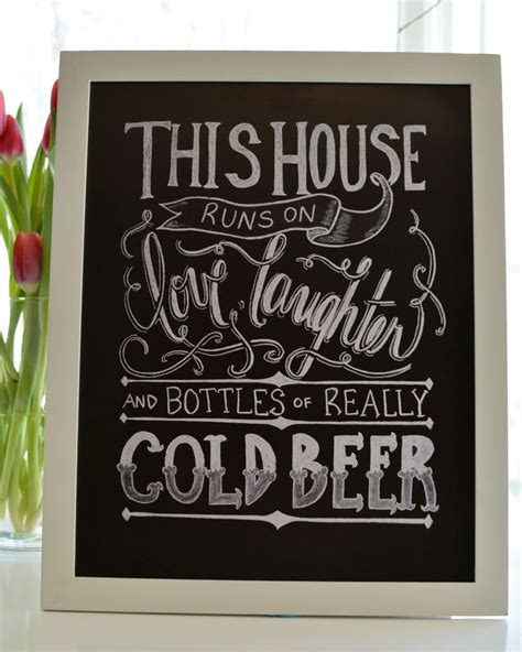 beer beer sign kitchen print beer lovers kitchen quote