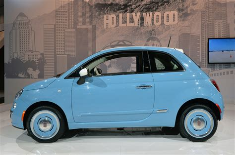 500 Fiat 1957 Edition by 2014 Fiat 500 1957 Edition La 2013 Photo Gallery Autoblog