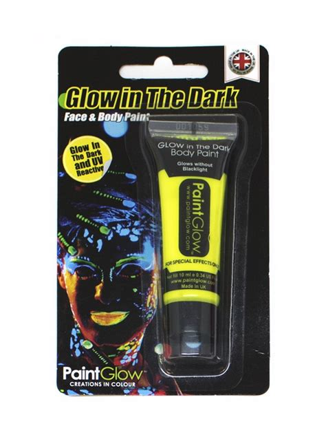 glow in the paint yellow paintglow glow in the yellow paint 46080