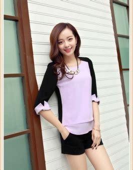 Blouse Zaneta Baju Atasan Wanita Big Size Murah Berkualitas baju atasan wanita big size modis 2015 jual model