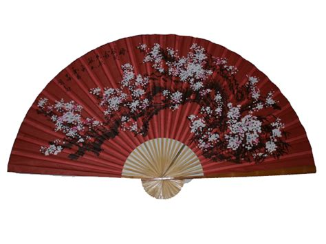 How To Make A Japanese Fan Out Of Paper - folding fan plum flower spa equipment