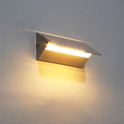 applique da parete per interni lightess lada da parete a led 5w stile moderno