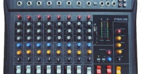 harga mixer audio yamaha  channel monaural