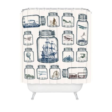 transportation shower curtain showcase your love for the history of transportation with