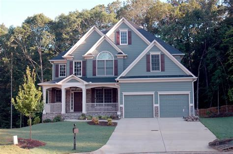 house plans with 2 separate attached garages custom 2 story house plans 2 story house plans with