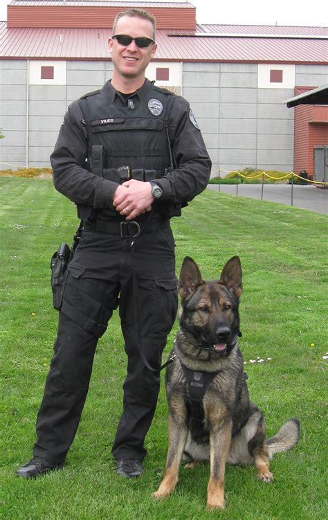 K9 Officer by K9 Unit City Of Vancouver Washington