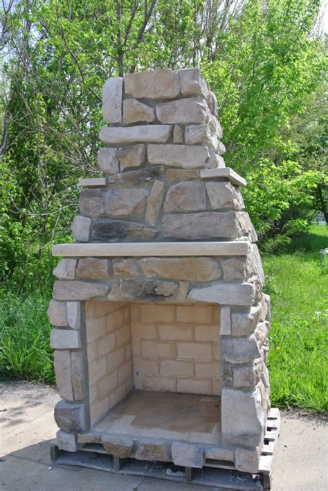 j n stone inc outdoor fireplaces