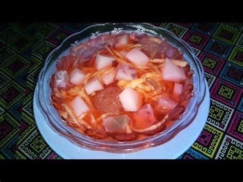 cara membuat es cream melon cara membuat es serut melon dan agar agar yang segar youtube
