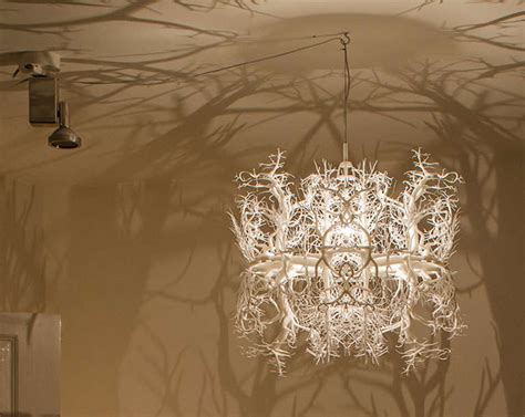 nature chandelier quot forms in nature quot chandelier by hildendiaz at 1stdibs