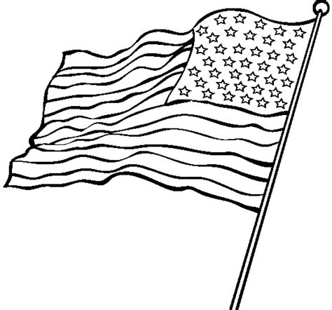 waving american flag drawing cliparts co