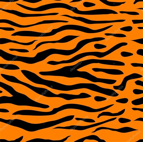 tiger pattern seamless vector tiger stripe seamless background stock vector 169 mhprice